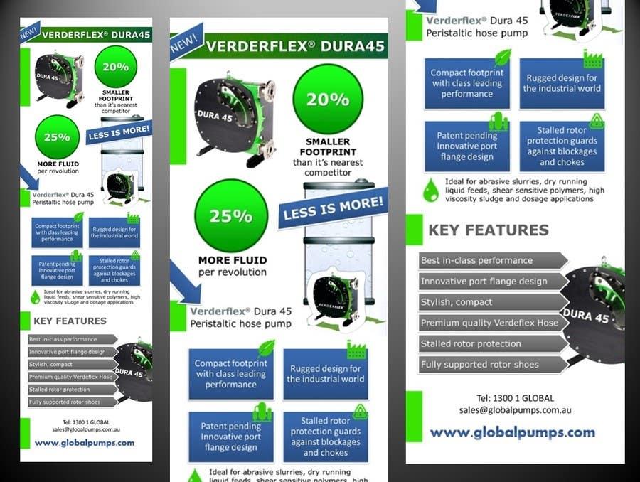 Inscrição nº 2 do Concurso para Design an infographic for company