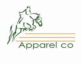 #28 untuk Design a Logo for a Horse Riding Apparel Co. oleh ahmedsamaka