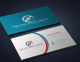 #55 untuk Design some Business Cards for High Tech Relief Center oleh ALLHAJJ17
