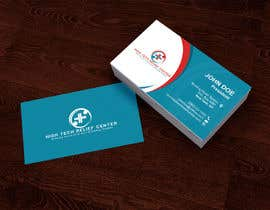 #57 untuk Design some Business Cards for High Tech Relief Center oleh xham24