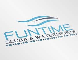MNDesign82 tarafından Design a Logo for Funtime Scuba & Watersports için no 42