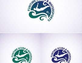 nizagen tarafından Design a Logo for Funtime Scuba & Watersports için no 74