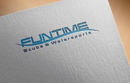 #81 untuk Design a Logo for Funtime Scuba & Watersports oleh eltorozzz