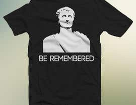 renatinhoreal tarafından Luxury High Quality T Shirt Design - Statue Head için no 7
