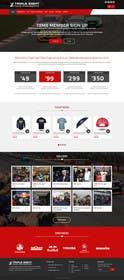ankisethiya tarafından Website Redesign | V8 Supercars için no 9