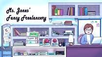 Contest Entry #16 for Design a Header / Banner for Freelance Writer Website