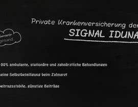 #9 untuk Design eines Start-Image für Webseite (private Krankenversicherung) oleh Chinmorph