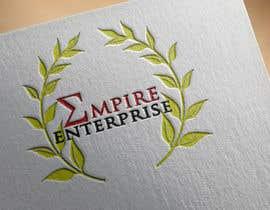 #35 untuk Design a Logo for Empire Enterprise oleh mwarriors89