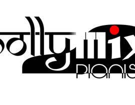 #25 untuk Logo for Pianist for hire...bollywood (indian) and western music oleh manabendrag