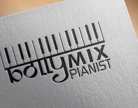 #34 untuk Logo for Pianist for hire...bollywood (indian) and western music oleh coolasim32
