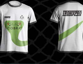 #13 untuk Design a T-Shirt for England Junior Sea Fishing Team oleh aadil666