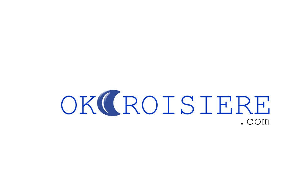 Contest Entry #                                        33                                      for                                         Logo Design for OkCroisiere.com