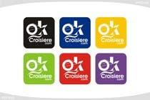 Graphic Design Contest Entry #251 for Logo Design for OkCroisiere.com