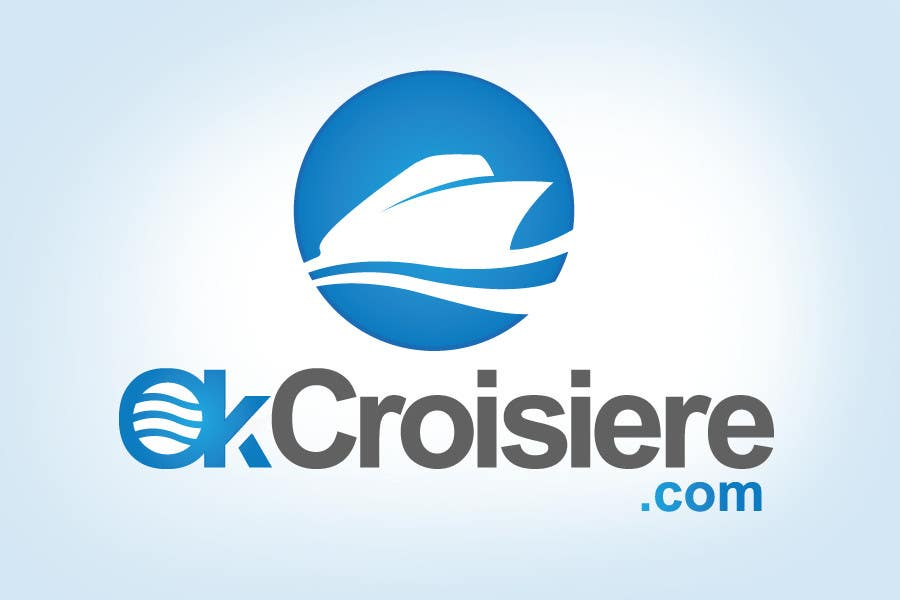 Contest Entry #                                        262                                      for                                         Logo Design for OkCroisiere.com
