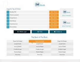 #9 untuk Design a Website Mockup for IM Discount oleh Hardiq108