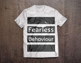 #32 for Design a T-Shirt for Fearlessones by farhanajanchal
