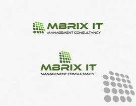 #133 for Design a logo for Mbrix IT management consultancy by sunnnyy