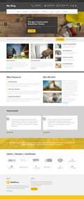 #6 untuk Create a Wordpress Template for our company stromek oleh fathimak