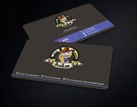 ALLHAJJ17 tarafından Design Business Card for Poni.ee için no 35