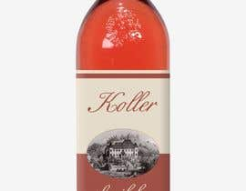 #74 untuk Graphic Design for Wine label oleh ICiprian