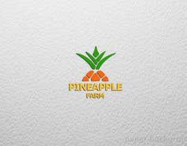 #23 untuk Design a Logo for pineapples farm oleh Balvantahir
