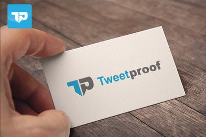 #41 untuk Design a Logo for Tweetproof oleh silverhand00099