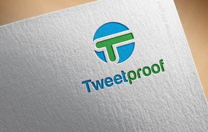 #44 untuk Design a Logo for Tweetproof oleh silverhand00099