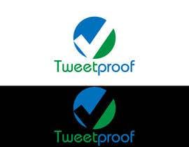 #26 untuk Design a Logo for Tweetproof oleh dariuszratajczak