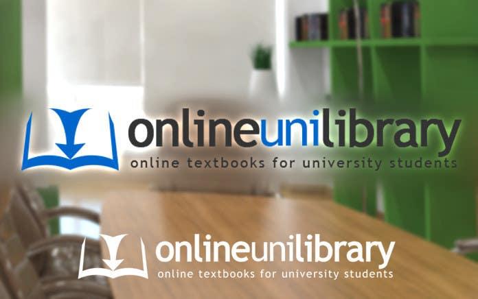#168 for Logo Design for Online textbooks for university students by bjandres