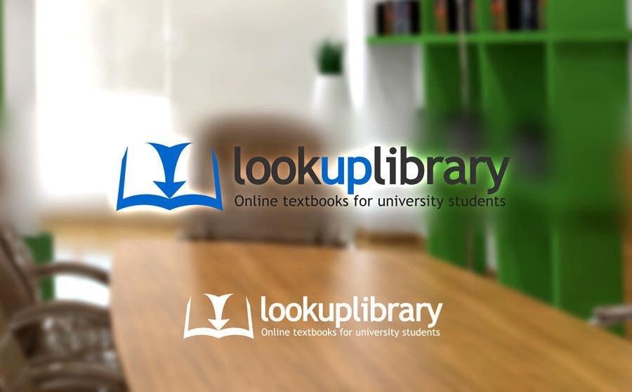 #198 for Logo Design for Online textbooks for university students by bjandres