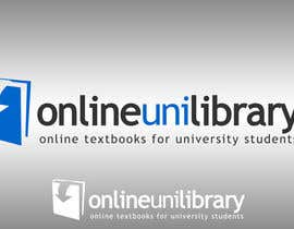 #160 para Logo Design for Online textbooks for university students por bjandres