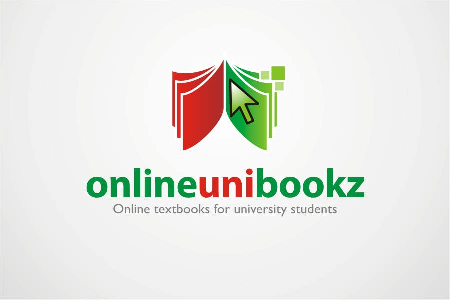 #123 for Logo Design for Online textbooks for university students by DesignMill