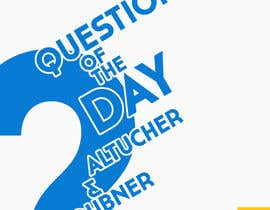 #570 untuk Design a Logo for QUESTION OF THE DAY PODCAST oleh sergiundr