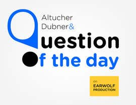 #498 untuk Design a Logo for QUESTION OF THE DAY PODCAST oleh SovaDesign