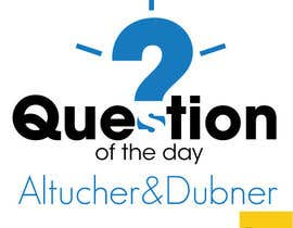 #170 untuk Design a Logo for QUESTION OF THE DAY PODCAST oleh ivmolina