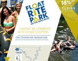 massoftware tarafından Design Simple $5 off Dropcard Coupon for Float Rite Park için no 15