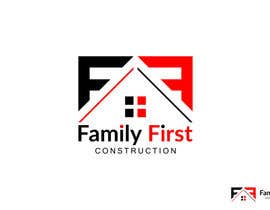 #115 for Design New Logo for Family First Construction by redclicks