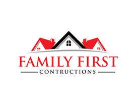 #100 untuk Design New Logo for Family First Construction oleh ibrandstudio