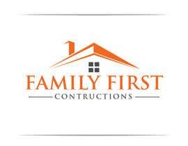 #102 untuk Design New Logo for Family First Construction oleh ibrandstudio