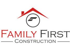#87 untuk Design New Logo for Family First Construction oleh Pixaart