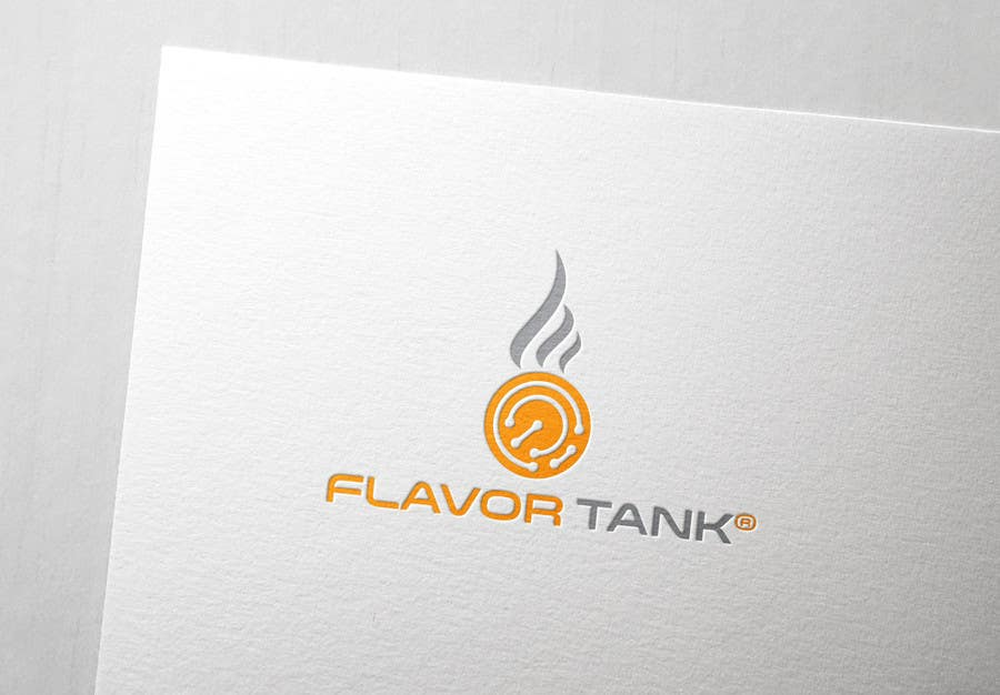 Proposition n°                                        52                                      du concours                                         Design a Logo for Flavor Tank