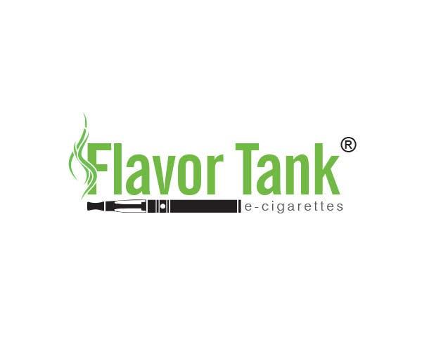 Proposition n°                                        48                                      du concours                                         Design a Logo for Flavor Tank