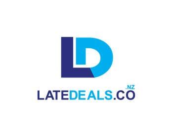 #12 untuk Design a logo for latedeals.co.nz oleh sheraz00099