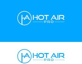 #48 untuk Design a Logo for Hot Air Brush oleh bhaveshdobariya5
