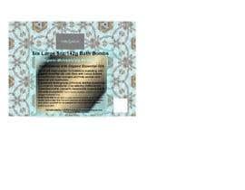 #47 untuk Create Print and Packaging Designs for a Bath Bomb Set oleh srichardsom