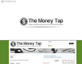 csdesign78 tarafından Design a Logo for my online Blog: The Money Tap için no 104