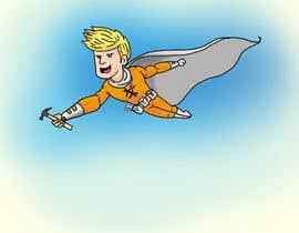 """#8 untuk """"Depot Man"""" - Superhero oleh shaswatabhowmick"""