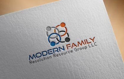 #22 untuk Design a Logo for Modern Family Resolution Resource Group LLC oleh feroznadeem01