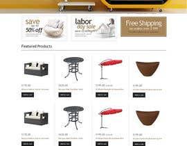 lassoarts tarafından Build a Shopify theme for furniture and homewares marketplace için no 5
