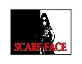 #23 untuk Design a Logo for Scarf Face oleh vesnarankovic63
